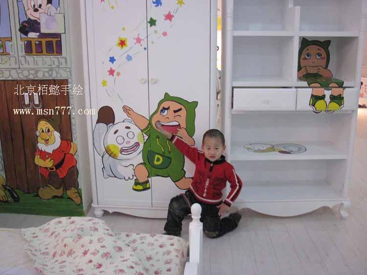 花鸟动物森林:500-2300元/平米   幼儿园